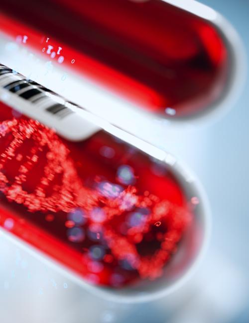 British Homecare Blood Test
